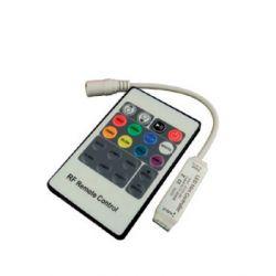 STRONG RGB RF dálkový ovládač mini 3x2A 20 tlačítek