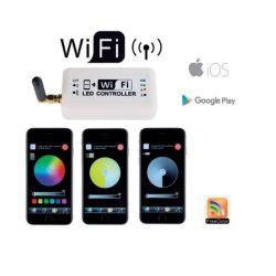 STRONG LED dálkový ovládač Wifi 3x4A IOS/Android